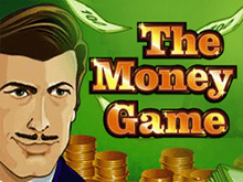 Аппарат The Money Game в казино Вулкан