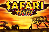 Safari Heat в Казино Вулкан