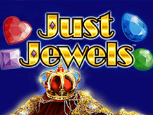 Автомат Just Jewels клуб Вулкан
