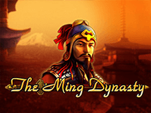 Автомат The Ming Dynasty в казино Вулкан